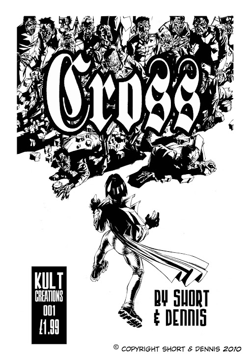 Cover of Cross 001
