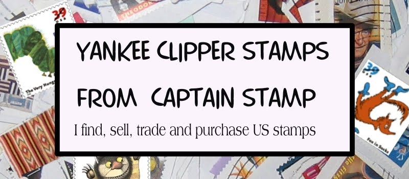 Yankee Clipper Stamps
