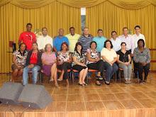 Comitê de boas vindas para CBF 2010 em Nova Iguaçu.