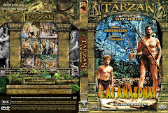 TARZAN E AS AMAZONAS
