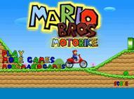 Game Sepeda Mario Bros
