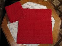 woven stitch set