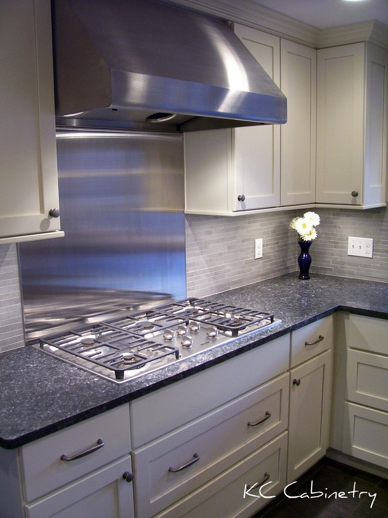 Stainless Steel Hood U0026 Backsplash