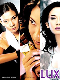 artis iklan lux indonesia
