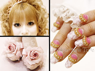 uk beauty blog hime gyaru