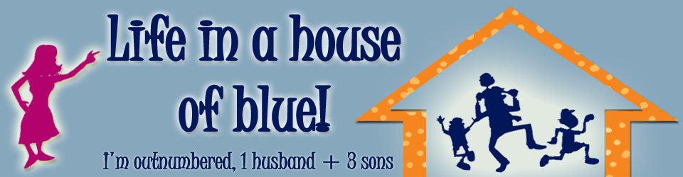 Life In A House of Blue !