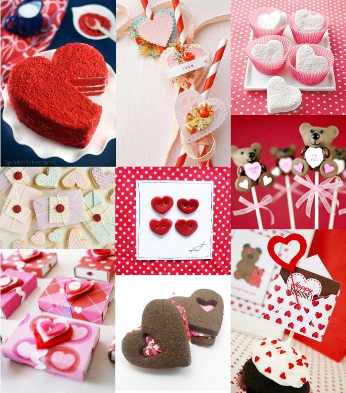 Подарочки своими руками на день святого валентина