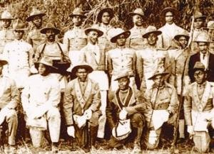 THE ORIGINAL BUFFALO SOLDIERS !!!