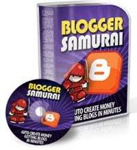 Auto Blog Samurai -la super pret! Pachet complet!
