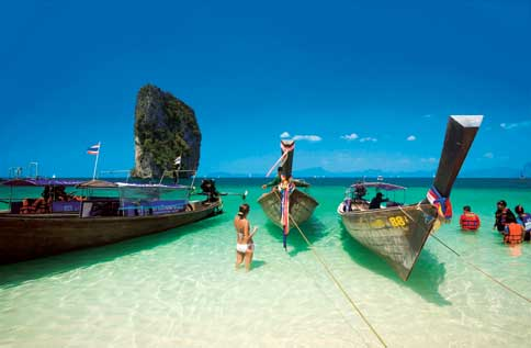 Honeymoon in Thailand and Best