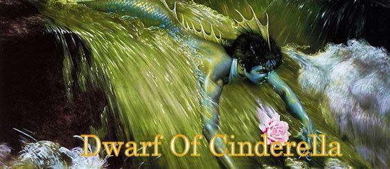 Dwarf Of Cinderella