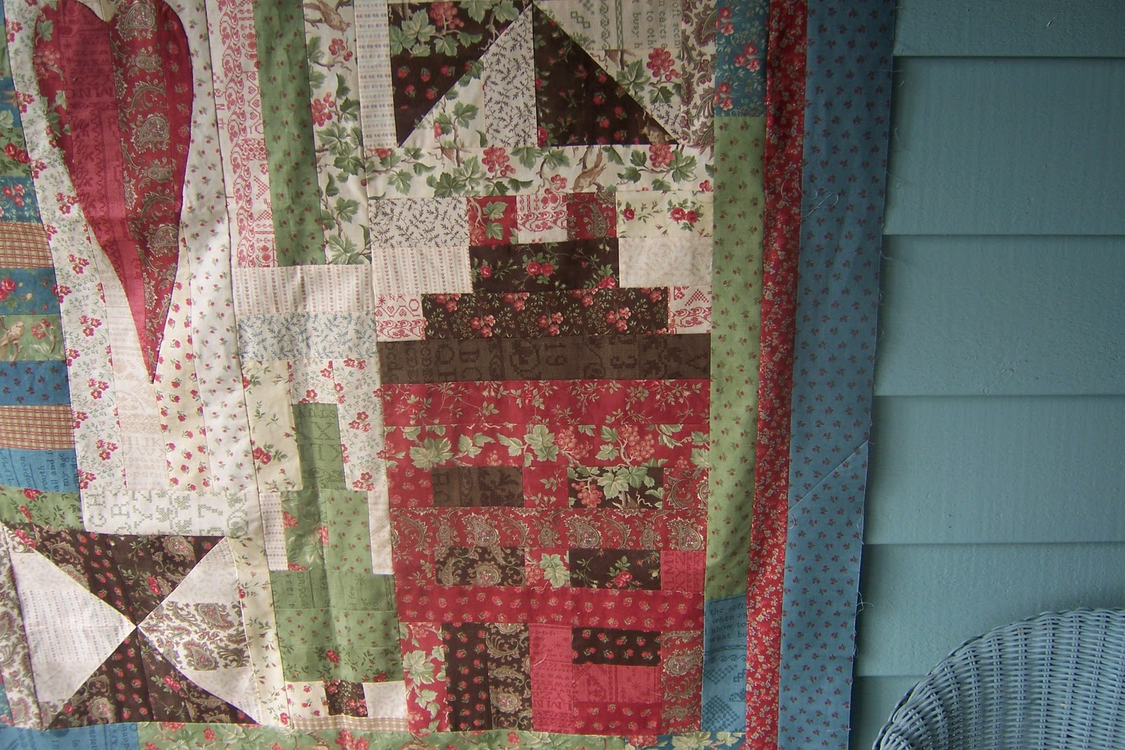 Quilt Studio Happenings: Heart and Home : madeira quilt - Adamdwight.com