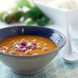 Mulligatawny Soup Recipe with Jasmine Rice