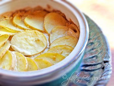 Gluten-Free Goddess Recipes: Scalloped Potatoes - Vegan + Dairy-Free