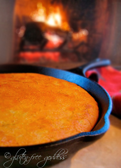 Gluten free cornbread recipe
