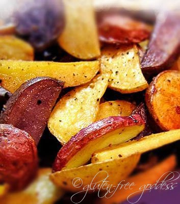 lovely roasted potatoes make a fab frittata whenever i roast potatoes ...