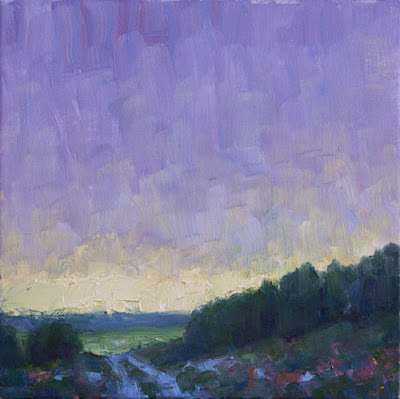 Steve Allrich : Morning Sky - Marsh