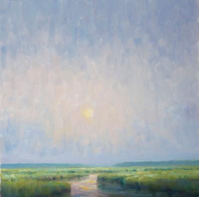 A Lingering Shimmer by Steve Allrich