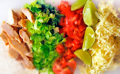 Gluten-Free Taco Ingredients