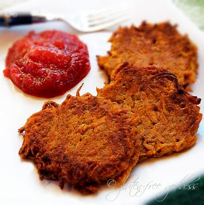 Gluten-Free Goddess Recipes: Gluten-Free Potato Latkes