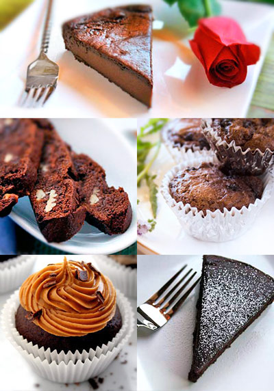 Gluten free chocolate recipes for valentines day