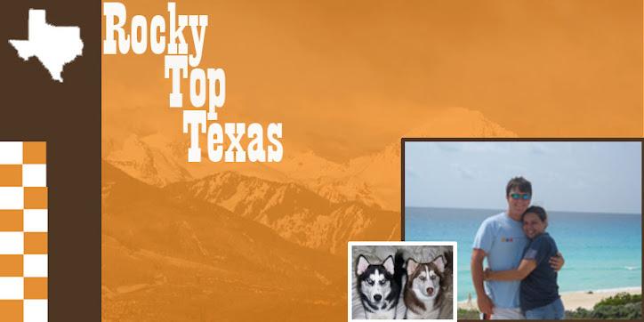 Rocky Top Texas
