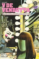 Descarga el comic de V de venganza