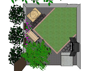 The Far North Garden Using Google SketchUp to Plan Your Landscape