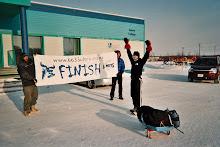 Finish Line Arctic GrandSlam 2008