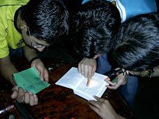 Eventos com Jovens e Adultos
