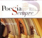 Revista Poesia Sempre. Romênia
