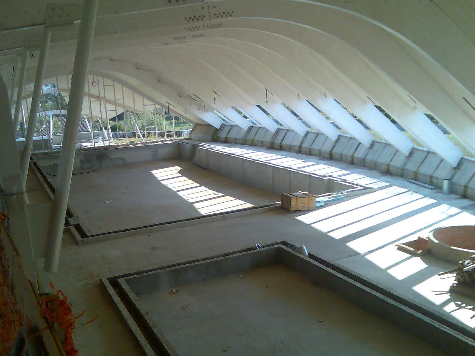 Construindocinania futuro incerto para a piscina faro de vigo for Piscina municipal vigo