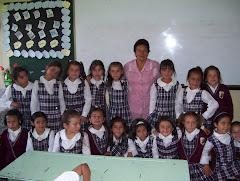 Con el apoyo de los maestros de los niños el programa se hace más didáctico.
