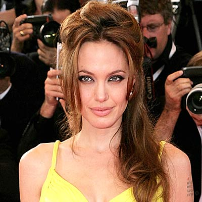 Salt Actress Angelina Jolie looking best in