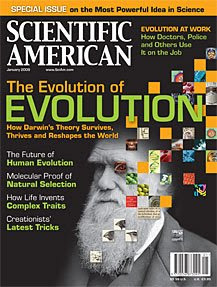 SciAm Magazine January 2009
