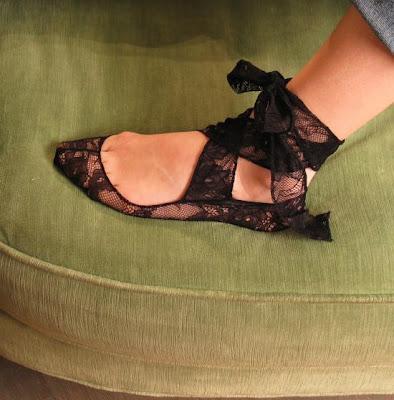 ballet sock