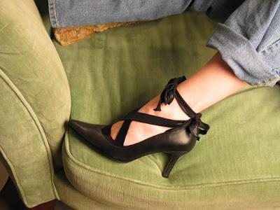 lace ballet socks