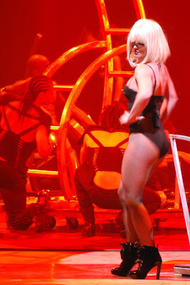 britney spears circus pantyhose and stockings