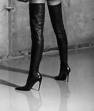 thigh boots sexy heels