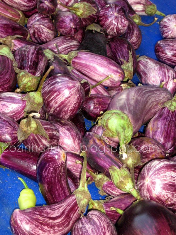 Beringelas (patlıcan)
