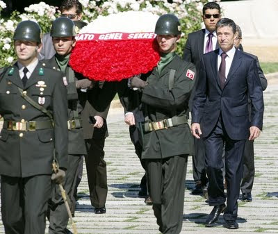 Rasmussen na Turquia