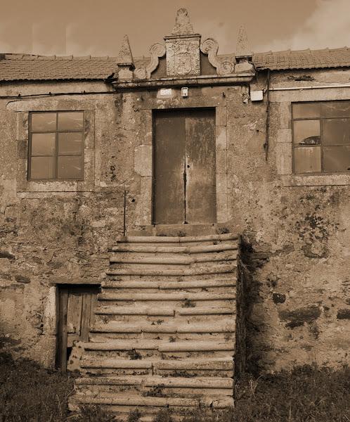 Ruinas do Solar dos Pintos de Paramos