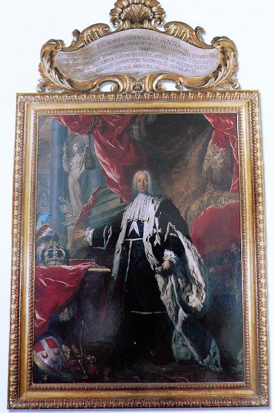 Grão-Mestre de Malta Frei D.Manuel Pinto