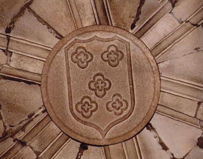 Pedra de Armas dos Lemos, em Viseu