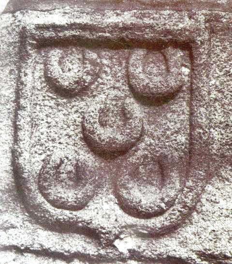 Pedra de armas da família Pinto