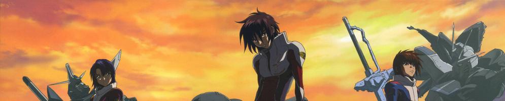 Gundam Seed Destiny Anime Collection