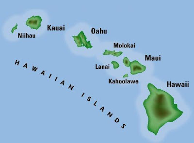 The State of Hawaii is a State