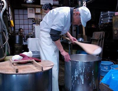 Apprendre un autre alphabet alimentaire bible sur le tofu for Apprendre cuisine japonaise
