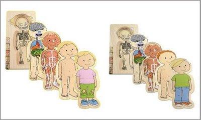 """Résultat de recherche d'images pour """"puzzle beleduc corps humain"""""""