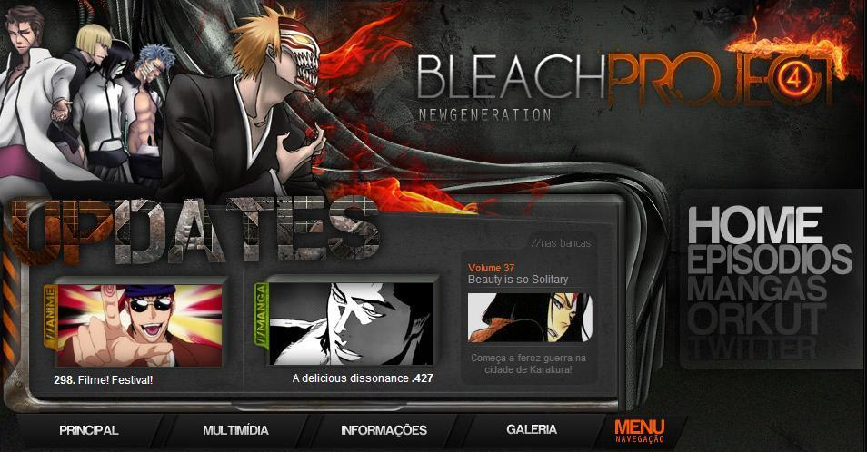 Bleach Online Project